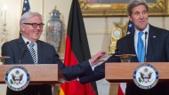 Steinmeier nimmt Stellung zur Lage in der Ukraine