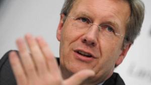 Christian Wulff als Zünglein an der Waage