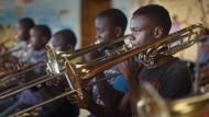 Klassik-Projekt holt Kinder aus dem Slum