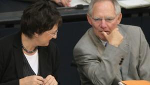 Zypries und Schäuble: Hatten keine Kenntnisse über CIA-Flüge