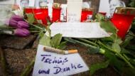 Hamburg trauert um Helmut Schmidt