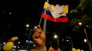 Regierung und Farc-Rebellen unterzeichnen Friedensplan