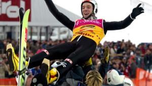 Hannawald bei Pettersens Triumph am Tiefpunkt