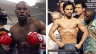 Teuerster Boxkampf der Welt