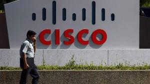 Cisco kündigt erste Dividende an
