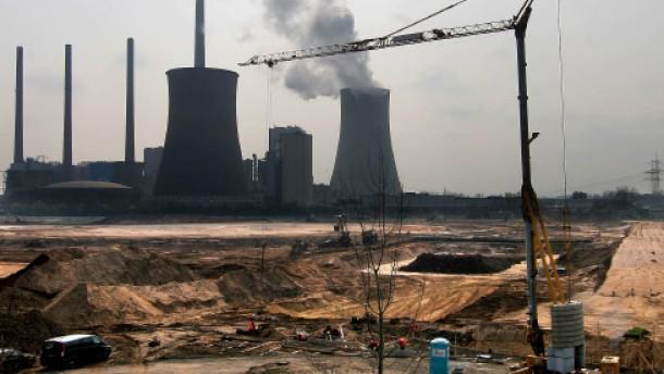 Eon darf Kohlelager bei Kraftwerk Staudinger bauen