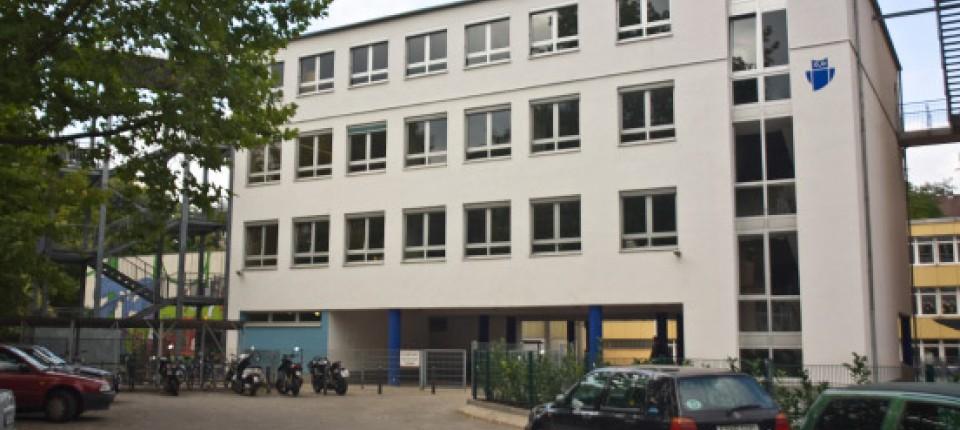 Anna Schmidt Schule Eklat Am Tag Der Offenen Tür Frankfurt Faz