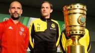 Bayern oder Dortmund – wer holt den Pokal?