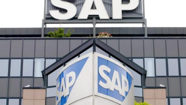 SAP baut rund 3000 Stellen ab