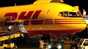 DHL verlagert Nachtflugbetrieb