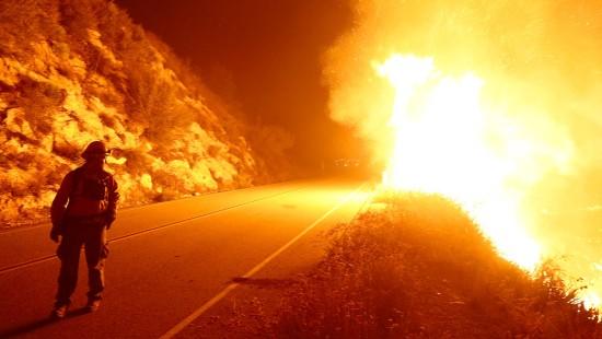 Militär soll bei Waldbränden in Amerika helfen