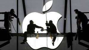 Apple leiht sich noch mehr Geld