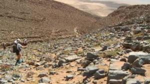 Staub, Steine, Stürme und Strapazen