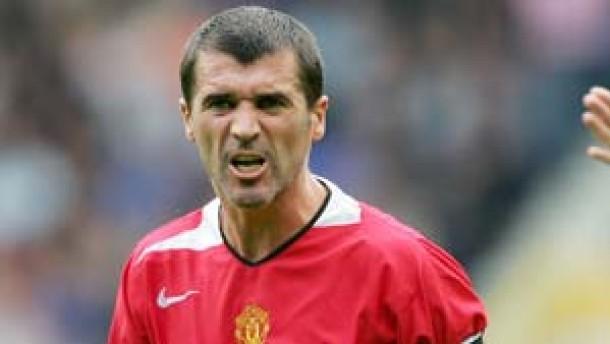 Sofortige Scheidung: Roy Keane verläßt ManU