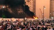Serie von Selbstmordanschlägen erschüttert Saudi-Arabien