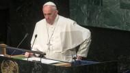 Papst beendet Amerika-Reise