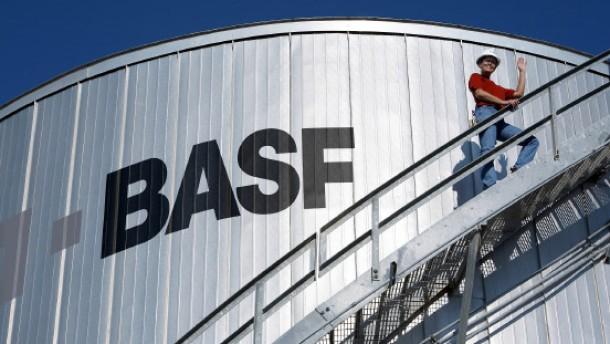 BASF will Ciba übernehmen