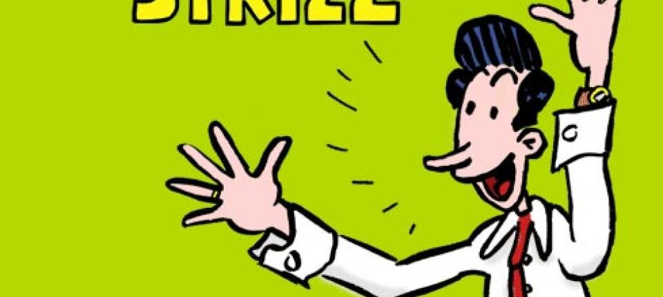 Strizz Spenden Furs Buro Strizz Comic Faz