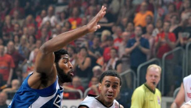 Frankfurt Skyliners schocken die Baskets Bamberg