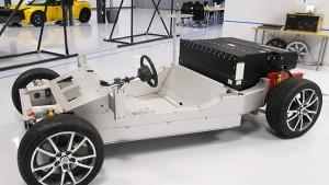 Voller Elan in die Zukunft des Elektro-Autos