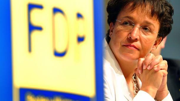 Machtkampf um die FDP-Fraktionsspitze