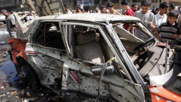 Tote nach Anschlägen auf Großmarkt und Rekrutierungsbüro