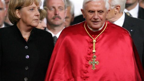 Ein Beichtgespräch nach der Kritik am Papst?