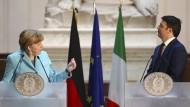Merkel fordert Reformen in Euro-Ländern