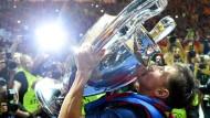 Barca gewinnt Champions League und holt das Triple