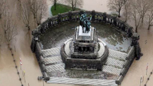 Hochwasser - Koblenz