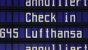 Mehr als 560 Flüge ausgefallen