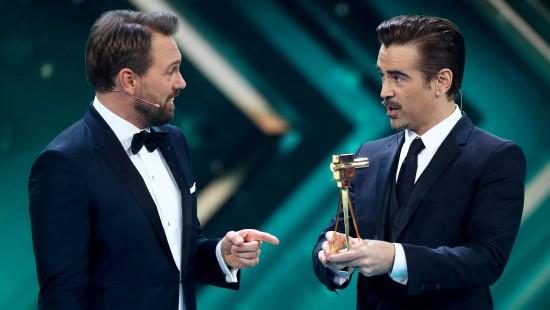 Hollywood zu Gast bei der Goldenen Kamera