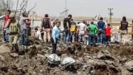 Drei Tote bei Anschlag im Osten der Türkei