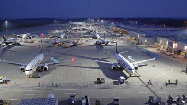 Offener Streit um den Flughafen Hahn
