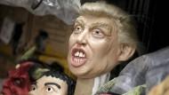 Donald Trump als Halloween-Schreck