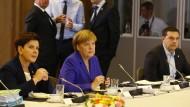 EU-Gipfel in Brüssel ohne Großbritannien