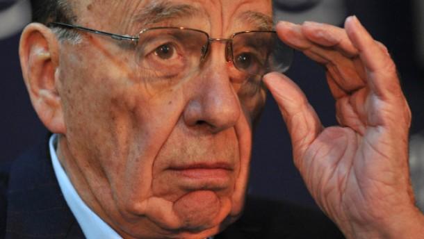Murdoch-Konzern stürzt tief ins Minus