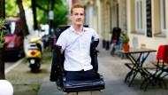 Wie meistert man ein Leben ohne Arme und Beine?