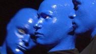 Blau, stumm und höchst erfolgreich
