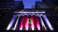 Ferrari startet an der Börse