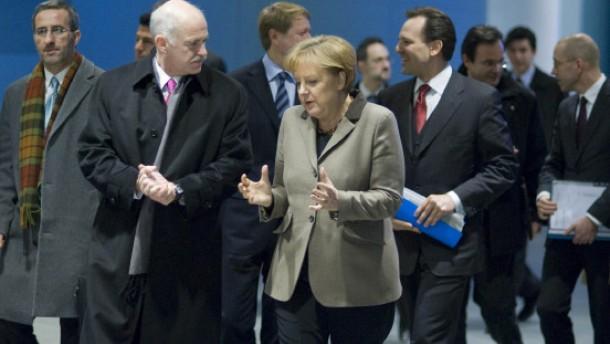 Darf Deutschland für Griechenland zahlen?