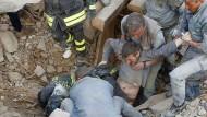 Mindestens fünf Tote nach Erdbeben