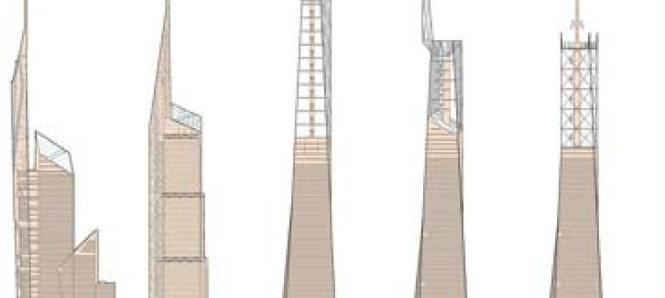Freedom Tower Mit Einem Unverwundbaren Kern Technik Motor Faz
