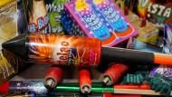Verkauf von Feuerwerkskörpern gestartet