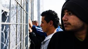 Flüchtlinge in Idomeni enttäuscht von den Gesprächen in Brüssel