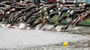 Anja Dittmer wird beim Hamburg-Triathlon Sechste