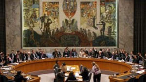 """Sicherheitsrat """"tief besorgt"""" über Festnahme britischer Soldaten"""