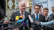 CDU und CSU über Transitzonen einig