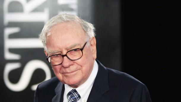 Buffett investiert in amerikanische Banken