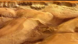 Wasser im Mars